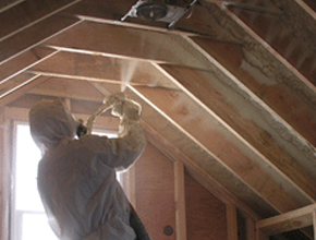 attic insulation installations for Alabama