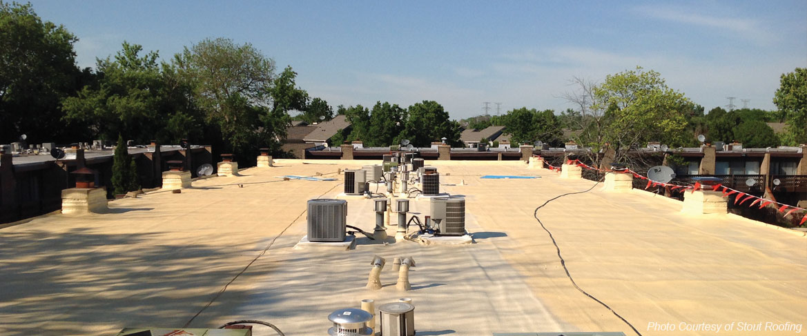 spray foam roofing systems for Alabama