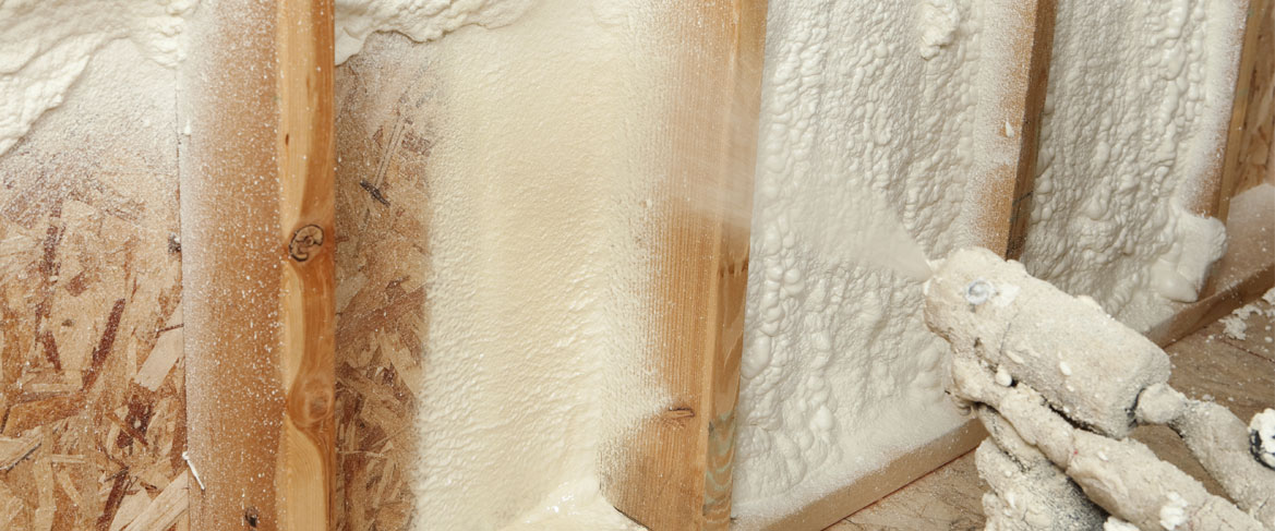 spray foam Alabama